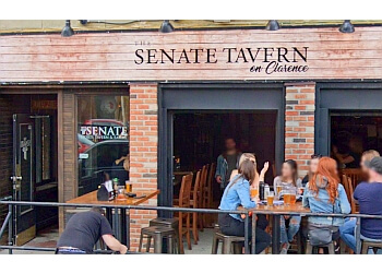 Ottawa sports bar The Senate Tavern on Clarence