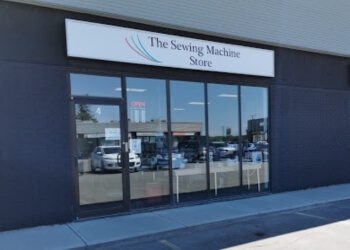 Saskatoon sewing machine store The Sewing Machine Store