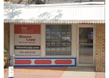 Whitby real estate agent The Shawn Lepp Group
