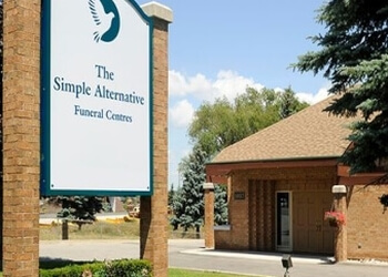 Pickering funeral home The Simple Alternative Funeral Centre