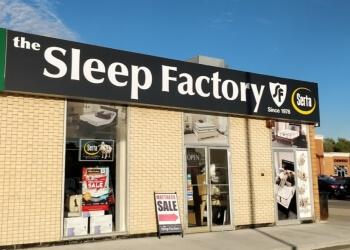 Brampton mattress store The Sleep Factory