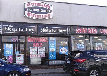 Markham mattress store The Sleep Factory