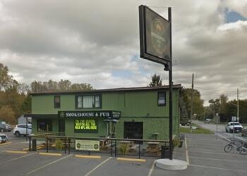 Windsor bbq restaurant The Springwell Pub