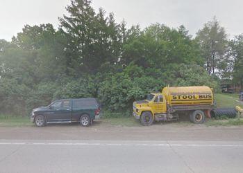 Sarnia septic tank service The Stool Bus