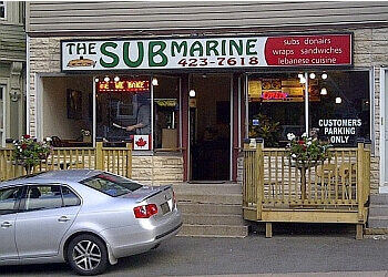 Halifax sandwich shop The Submarine