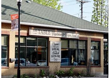 Ottawa vegetarian restaurant The Table Restaurant