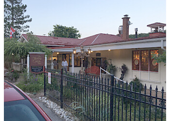 The Terra Cotta Inn Caledon Italian Restaurants
