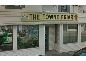 Halton Hills fish and chip The Town Friar