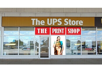 Brampton printer The UPS Store