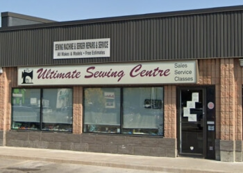 Oshawa sewing machine store The Ultimate Sewing Centre
