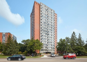 Mississauga apartments for rent The Waterford Tower
