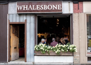 Ottawa seafood restaurant The Whalesbone Oyster House
