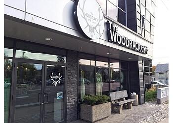 Edmonton cafe The Wood Rack Café