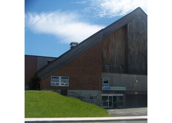 St Johns recreation center The Works: Field House (FH)