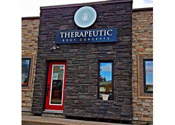 Edmonton massage therapy Therapeutic Body Concepts