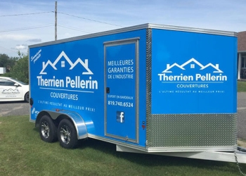 Brossard roofing contractor Therrien Pellerin Couvertures