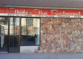 Winnipeg thai restaurant Thida's Thai Restaurant