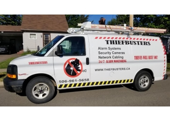 Moncton security system ThiefBusters