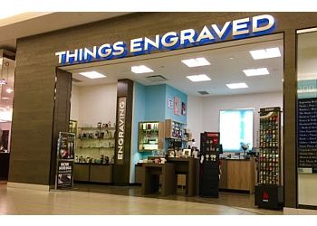 Burnaby gift shop Things Engraved