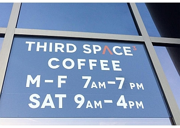 Kelowna cafe Third Space Coffee