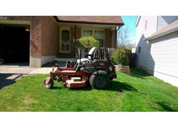 Peterborough lawn care service Thirsty's Lawn Care