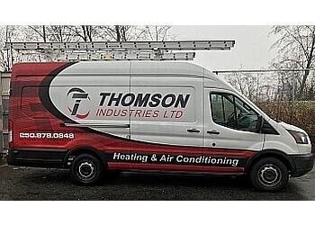 Port Coquitlam hvac service Thomson Industries Ltd.
