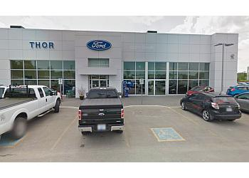 Orillia car dealership Thor Motors Orillia Ltd.