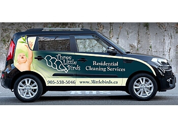 Hamilton house cleaning service Three Little Birds House Cleaning Service