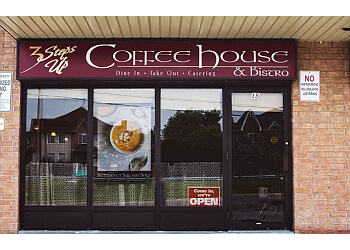 Whitby cafe Three Steps Up Coffee House