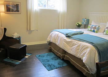 Barrie bed and breakfast Three Wishes B&B