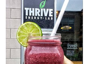 Waterloo juice bar Thrive Energy Lab