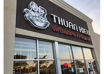 London vietnamese restaurant Thuan Kieu Vietnam Restaurant