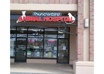 Langley veterinary clinic Thunderbird Animal Hospital