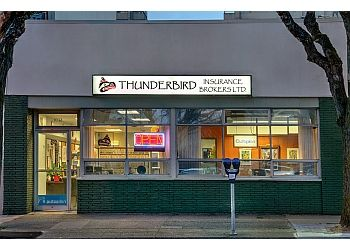 Victoria insurance agency Thunderbird Insurance Brokers Ltd.
