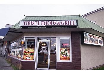 Vancouver mediterranean restaurant Tibisti Grill