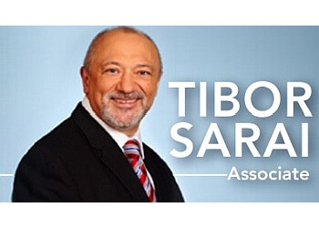 Burlington intellectual property lawyer Tibor Sarai