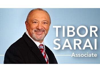 Burlington intellectual property lawyer Tibor Sarai
