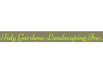 Mississauga landscaping company Tidy Gardens Landscaping Inc.