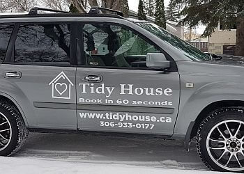 Saskatoon house cleaning service Tidy House