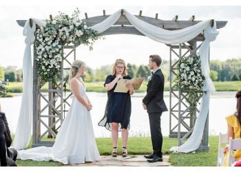 Vaughan wedding officiant Tie the Knot Marriages