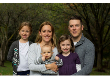 Barrie babies and family photographer Tiffany Paradis Photography