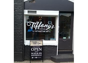 Stratford tattoo shop Tiffany's of Stratford