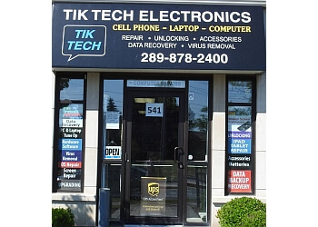 Milton cell phone repair Tik Tech Electronics