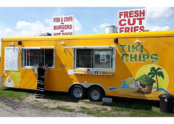 Barrie food truck Tiki Chips