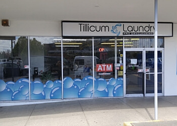 Victoria dry cleaner Tillicum Laundry and Drycleaning