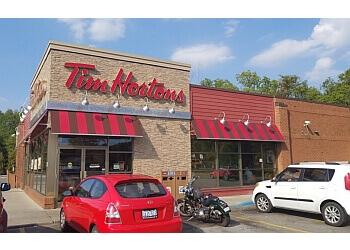 Norfolk cafe Tim Hortons