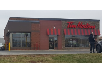 St Catharines cafe Tim Hortons