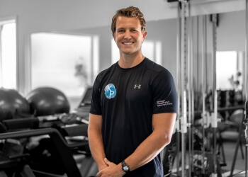 Kamloops physical therapist Tim Wray, PT