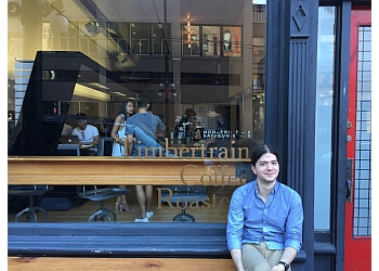 Vancouver cafe Timbertrain Coffee Roasters