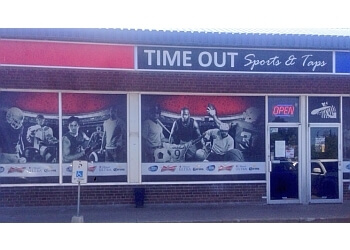 Halton Hills sports bar Time Out Sports and Taps